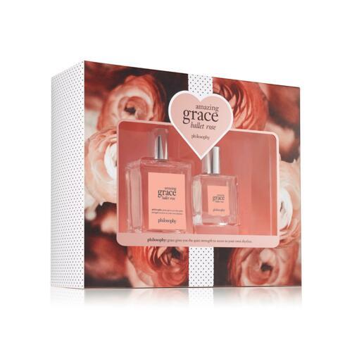 韩际新世界网上免税店-自然哲理--Amazing Grace Ballet Rose SET 香水套装