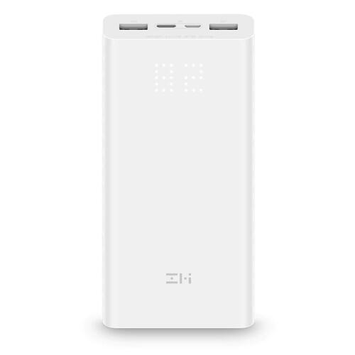 신세계인터넷면세점-샤오미-Portable-Battery-[ZMI] 보조배터리 20000mAh Aura 화이트