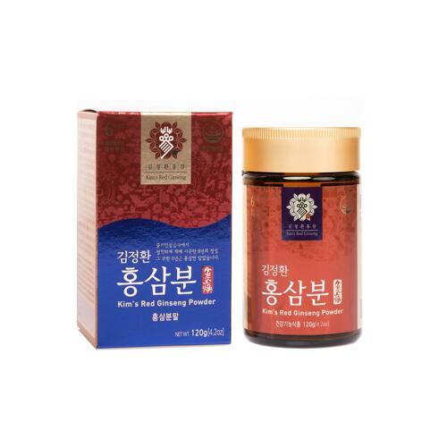 韩际新世界网上免税店-KIM'S RED GINSENG-GINSENG-KIMS RED GINSENG POWDER 红参粉 120g