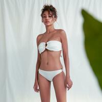 韩际新世界网上免税店-5PENING-运动休闲-Gina Bottom - Off White
