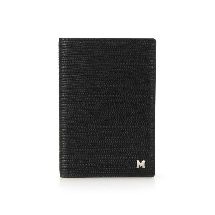 韩际新世界网上免税店-METROCITY-钱包-M193NF0973Z 护照夹 BLACK