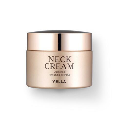韩际新世界网上免税店-VELLA--NECK CREAM DUAL EFFECT NOURISHING INTENSIVE 1+1set 颈霜2件装