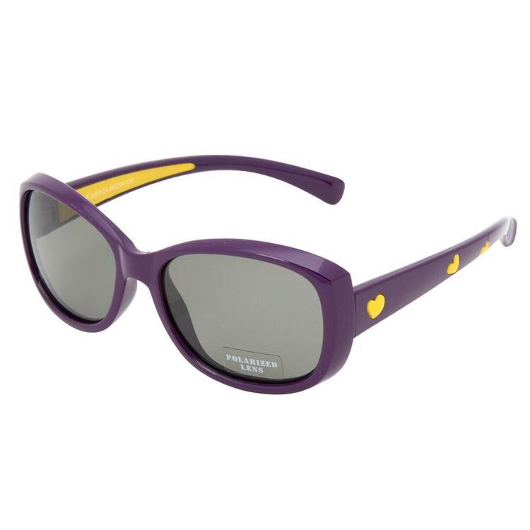 韩际新世界网上免税店-ELTRA KIDS-太阳镜眼镜-Kids sunglass Heart Purple 儿童太阳镜