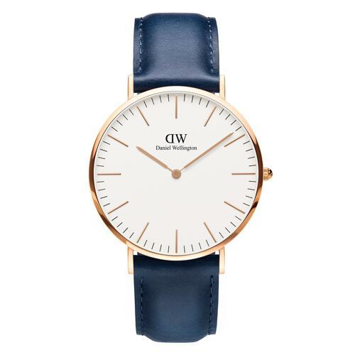 신세계인터넷면세점-다니엘웰링턴-Classic 40 Somerset RG White