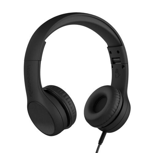 韩际新世界网上免税店-LILGADGETS-EARPHONE_HEADPHONE-STYLE BLACK 耳机 (3~7岁)