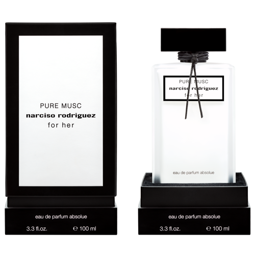NR for her - absolute edition edp pure musc 100ML 香水