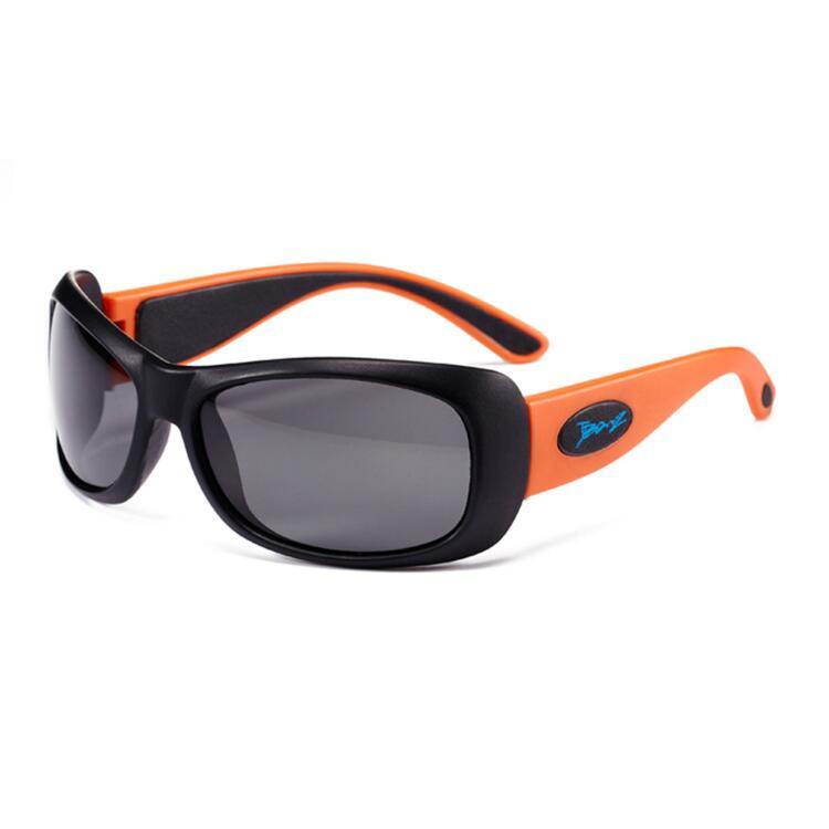 韩际新世界网上免税店-BABY BANZ-太阳镜眼镜-Flexerz Black Orange