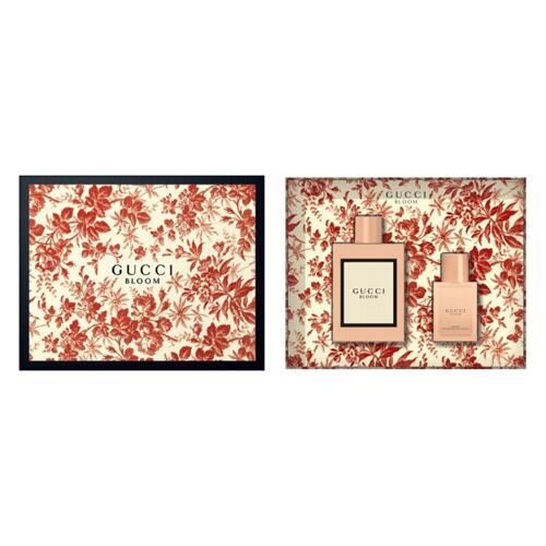 韩际新世界网上免税店-GUCCI FRAGRANCE--Bloom EDP XMAS SET 套装(香水100ml + 护发喷雾30ml)