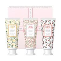 신세계인터넷면세점-반디네일-Handcare-FLOWER VITA TRIPLE SET (VANILA TEA+ROSE VALLEY+CHERRY MERLOT+GIFT BOX)