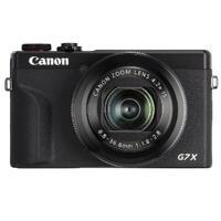 韩际新世界网上免税店-佳能-COMPACT CAMERA-PS G7 X MK III BK KIT 数码相机