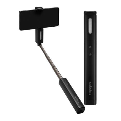 韩际新世界网上免税店-SPIGEN-SMART DEVICE ACC-照明自拍杆第五代 BLACK