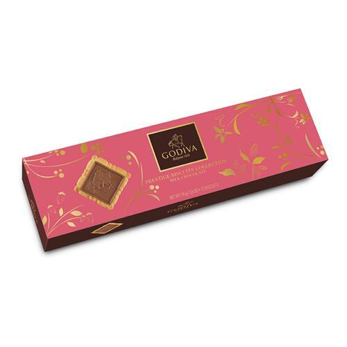 신세계인터넷면세점-고디바-CookieSnack-Lady Godiva Milk Biscuits (12 pieces) 95g