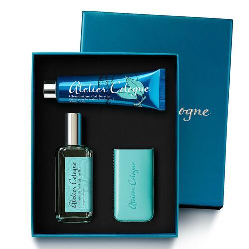 韩际新世界网上免税店-欧珑--ICONIC CLEMENTINE CALIFORNIA SET 19 香水套装