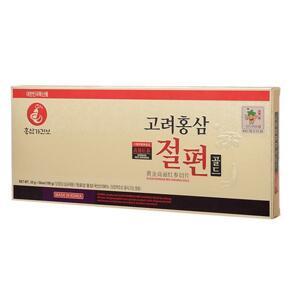 고려홍삼절편골드100g(20g*5)