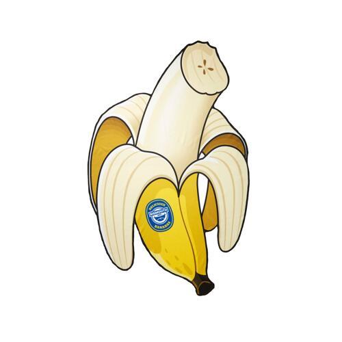 韩际新世界网上免税店-BIG MOUTH-运动休闲-gigantic banana beach blanket 沙滩毯