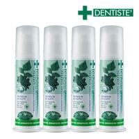 韩际新世界网上免税店-DENTISTE--Dentiste Plus White Toothpaste Pump 牙膏4件套 170G*4EA