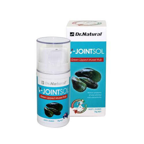 韩际新世界网上免税店-自然博士--V-Jointsol 绿唇贻贝关节霜 70g