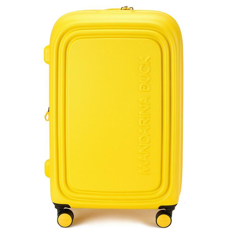 韩际新世界网上免税店-意大利鸳鸯-旅行箱包-行李箱 LOGODUCK+ SZV3205J (26 扩容型)