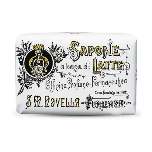 韩际新世界网上免税店-圣塔玛利亚诺维拉--MILKY SOAP ROSE 玫瑰香乳皂(面部&身体)100g