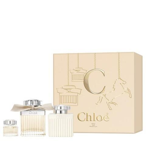 韩际新世界网上免税店-蔻依--CHLOE Signature XMAS SET 套装