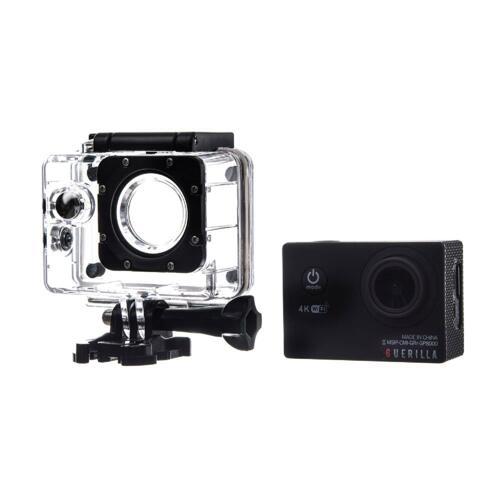 韩际新世界网上免税店-GUERILLA-ACTION CAM-GUERILLA ACTION CAMERA PRO-8000 运动相机 (4K / Wi-Fi / 30M防水)