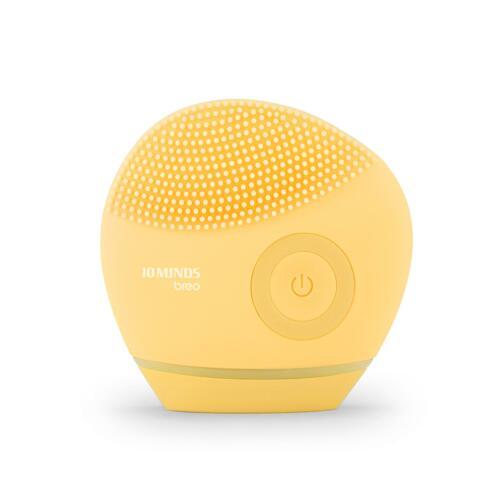 韩际新世界网上免税店-BREO-Healthcare-AQUA CLEANSER 洁面仪 黄色