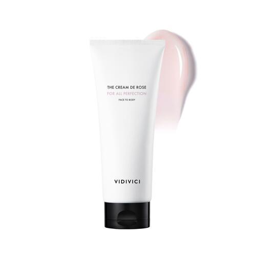 韩际新世界网上免税店-VIDIVICI--THE CREAM DE ROSE FOR ALL PERFECTION 身体润肤乳