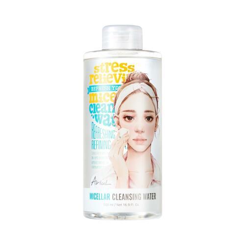 韩际新世界网上免税店-AriuL--舒缓净润卸妆水 500ml