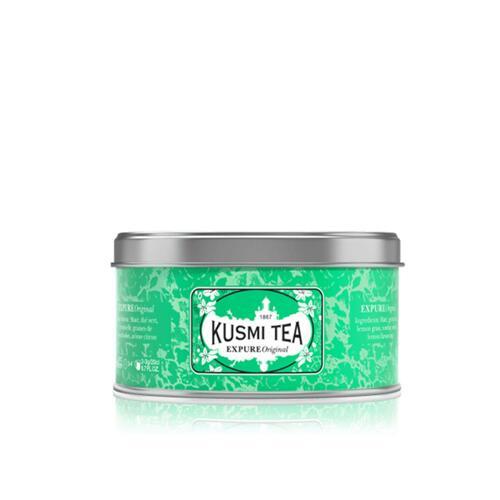 韩际新世界网上免税店-KUSMI TEA-TEA-EXPURE ORIGINAL - METAL TIN 125g 茶