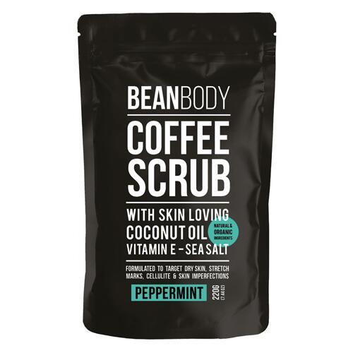 신세계인터넷면세점-빈 바디-Shower-Bath-COFFEE SCRUB PEPPERMINT 220g