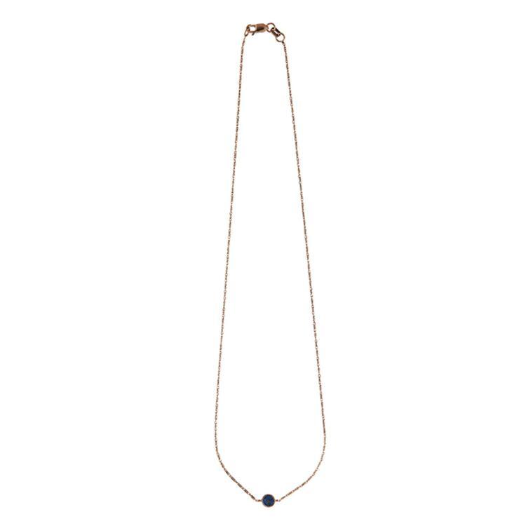 韩际新世界网上免税店-XTE-首饰-Arco_Blue_Necklace 项链