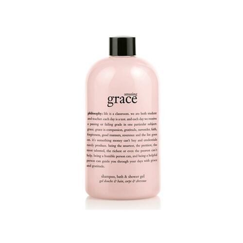 신세계인터넷면세점-필로소피-Shower-Bath-amazing grace shower gel 480ml