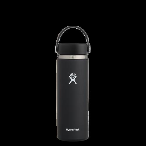 韩际新世界网上免税店-HYDRO FLASK-CUP_MUG-Wide Mouth 20oz V2(591ml) Black 保温瓶