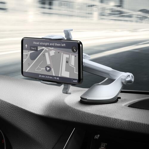 韩际新世界网上免税店-SPIGEN-SMART DEVICE ACC-One touch 车辆用手机支架 AP12T 白色