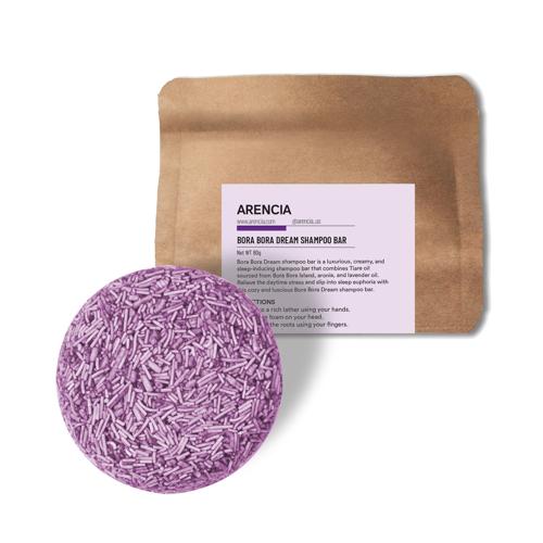 韩际新世界网上免税店-ARENCIA--紫色梦幻洗发皂 BORABORA DREAM SHAMPOO BAR