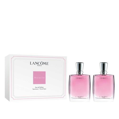 韩际新世界网上免税店-兰蔻--奇迹香水 30ml 两件套 花香浪漫