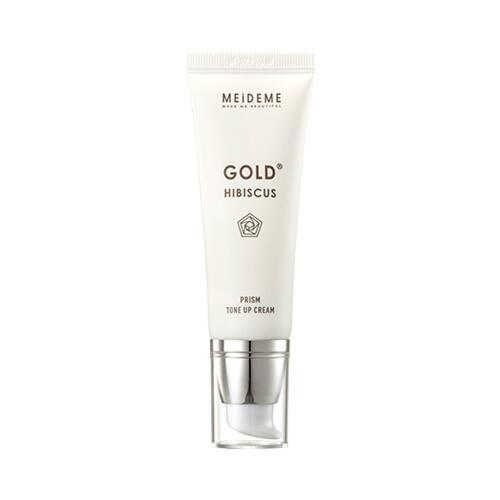 韩际新世界网上免税店-MEIDEME--Gold Hibiscus Prism Tone Up Cream 提亮霜 40ML