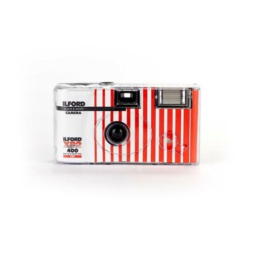 韩际新世界网上免税店-ILFORD-COMPACT CAMERA-XP2S SINGLE USE CAMERA 黑白一次性胶片相机(黑白&彩色溶液兼用打印)