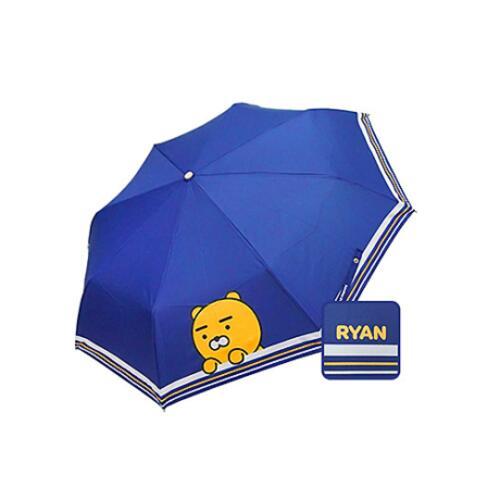 카카오 3단 완자 우산 라이언