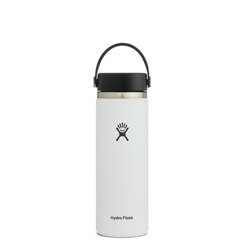 韩际新世界网上免税店-HYDRO FLASK-CUP_MUG-Wide Mouth 20oz V2(591ml) White 保温瓶