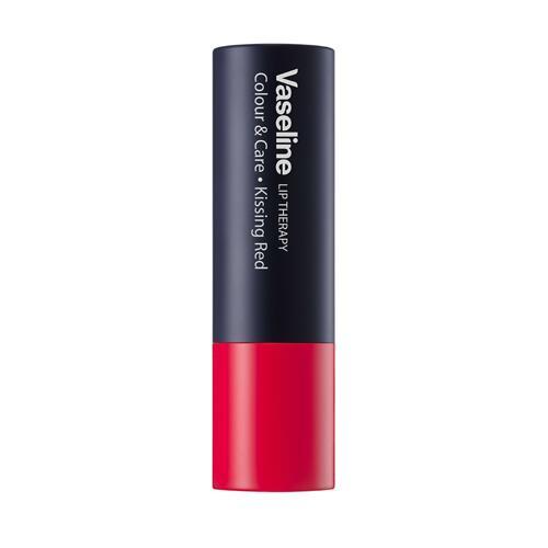 신세계인터넷면세점-바세린-립 메이크업-립테라피 컬러 앤 케어 키씽 레드 4.2g