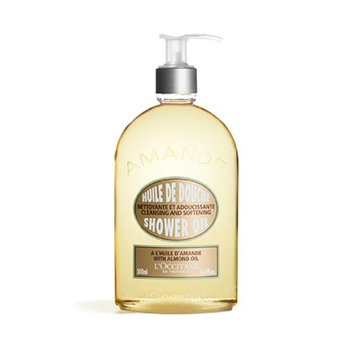신세계인터넷면세점-록시땅-Shower-Bath-아몬드 샤워 오일 500ml