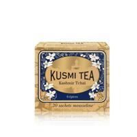 韩际新世界网上免税店-KUSMI TEA-TEA-KASHMIR TCHAI - BOX OF 20 MUSLIN TEA BAGS - 44g 茶
