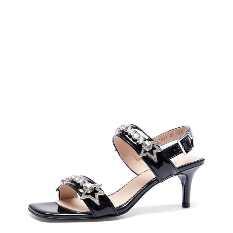韩际新世界网上免税店-suecommabonnie-鞋-DG2AM21021BLK 370 (240)