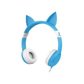 어린이 청력보호 헤드폰 블루