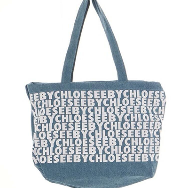 韩际新世界网上免税店-SEE BY CHLOE-女士箱包-LIVE SHOPPER 单肩包