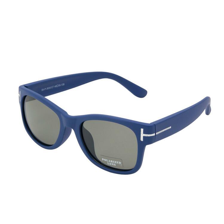 韩际新世界网上免税店-ELTRA KIDS-太阳镜眼镜-Kids sunglass Classic Blue 儿童太阳镜