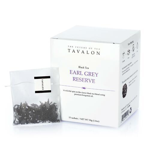 韩际新世界网上免税店-TAVALON-TEA-EARL GREY RESERVE 茶 15包