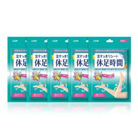 [유통기한2022-03]cooling sheet 6p*5pack