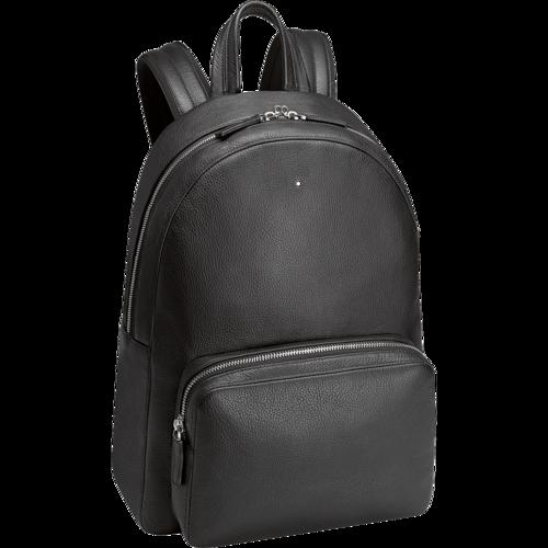 U0113950-1(MST Soft Grain Backpack Black双肩包)